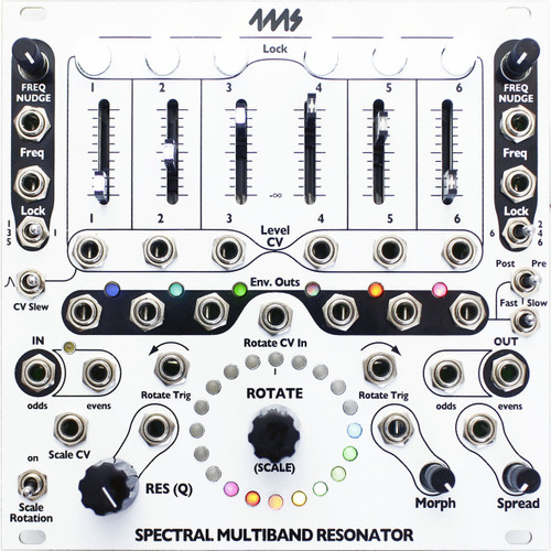 4ms  Spectral Multiband Resonator (SMR)