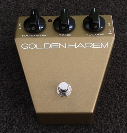 Satellite Amplifiers Golden Harem
