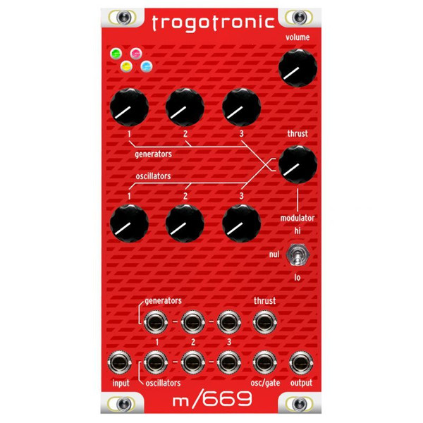 Trogotronic m669 / Synth Module