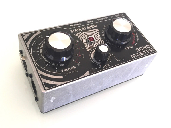 DEATH BY AUDIO ECHO MASTER for Vocal w/Mic clip back plate!