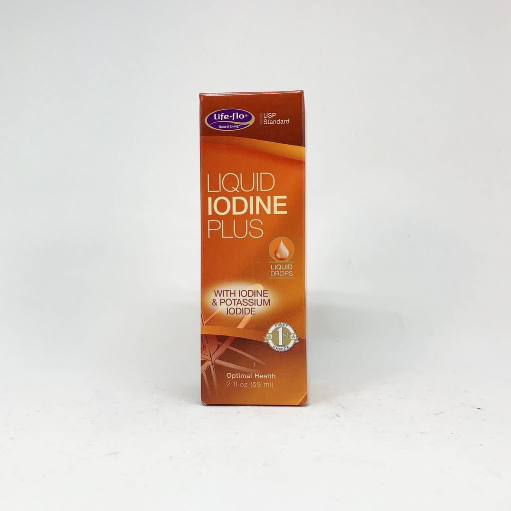 Iodine Plus