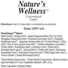 Nature's Wellness Liquid