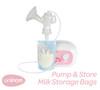 Pump & Store Breast Milk Storage Bags