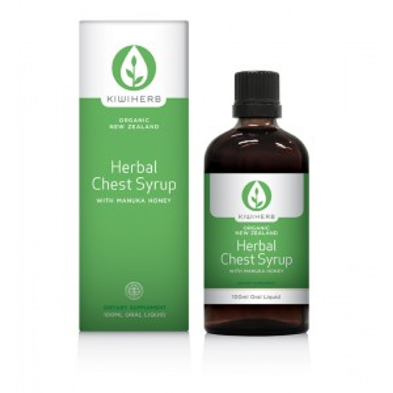 Herbal chest syrup 100ml