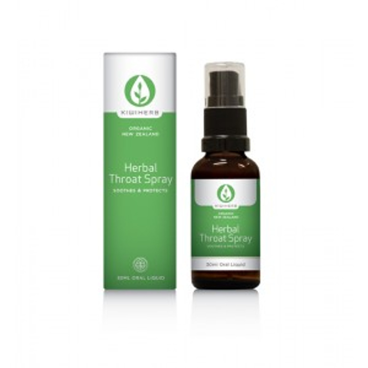 Herbal Throat Spray 30ml