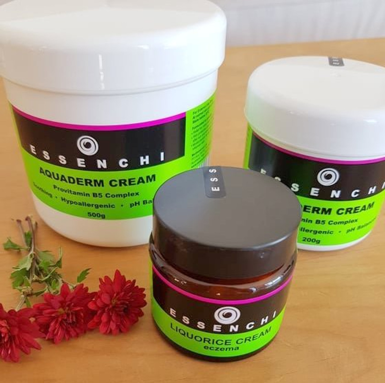 See our other Essenchi cream here https://www.expressthebest.co.nz/essenchi-liquorice-cream-50g/