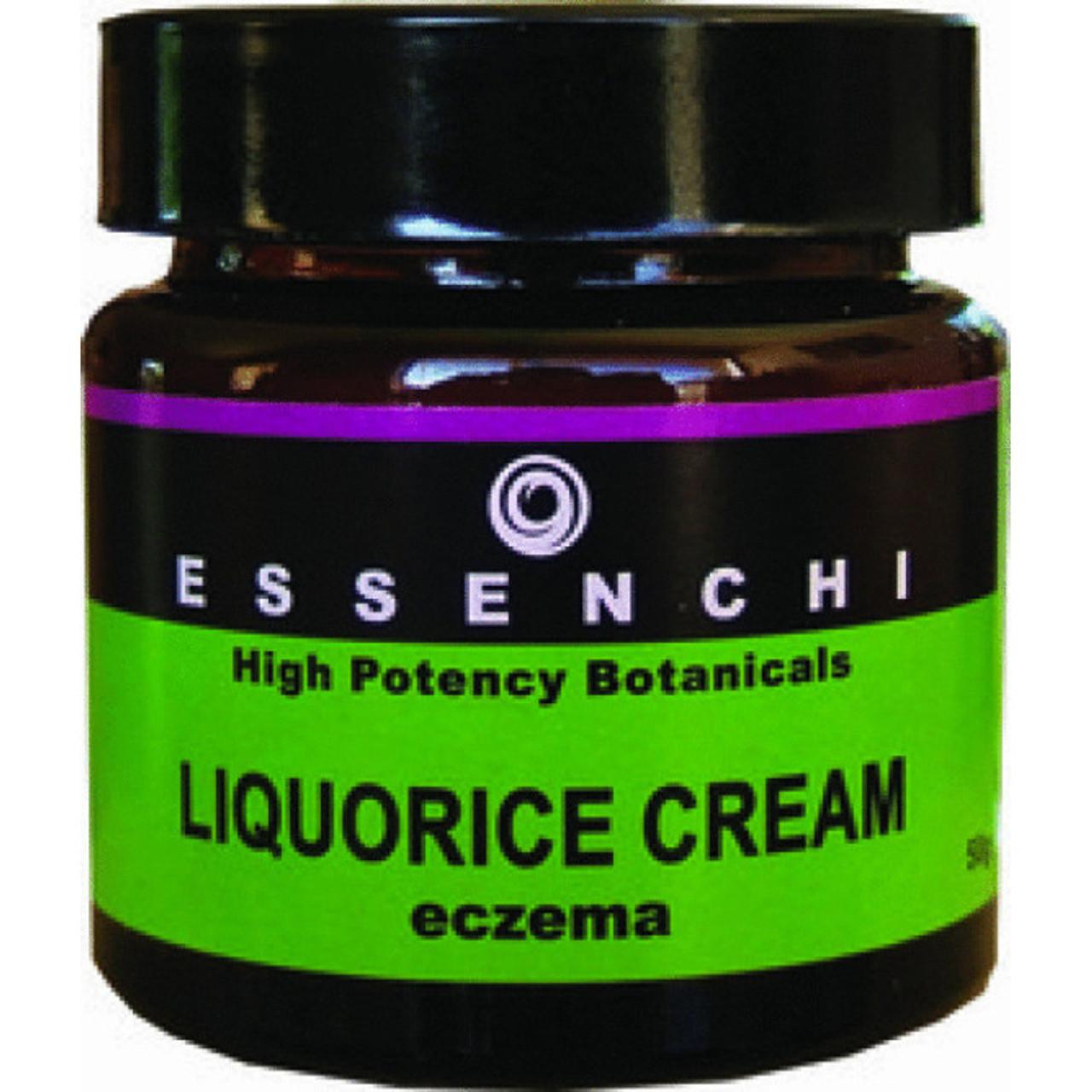 Essenchi- Liquorice Cream 50g