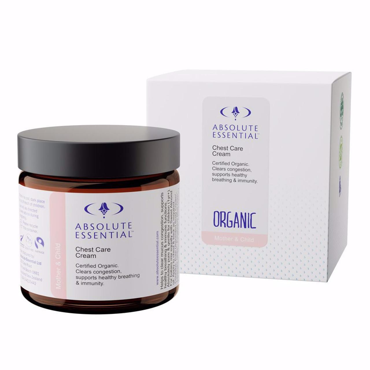 Absolute Essential - Chest Care Cream (Organic)