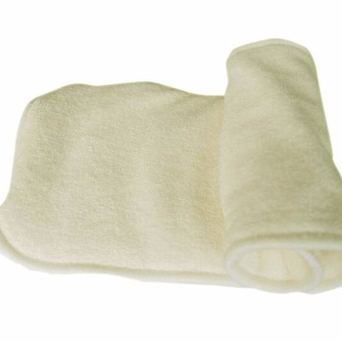 Bamboo and microfibre Nappy Insert