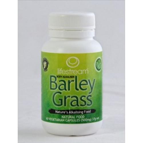 NZ Barley grass 60caps
