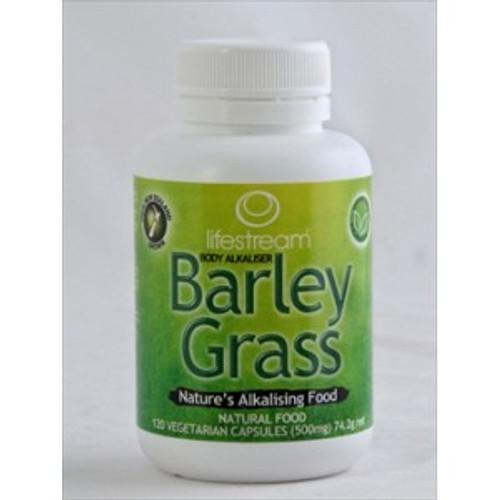 NZ Barley Grass 120caps