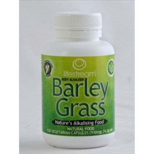 NZ Barley Grass 120caps