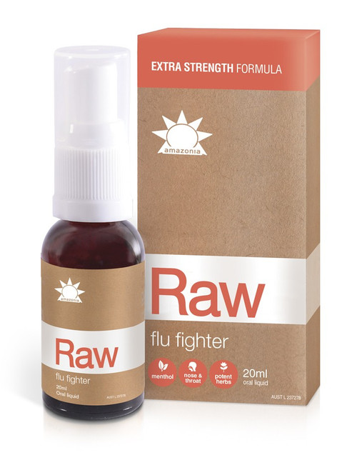 Amazonia Raw Flu Fighter (20ml)