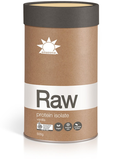 Amazonia Raw Protein Isolate (550g)