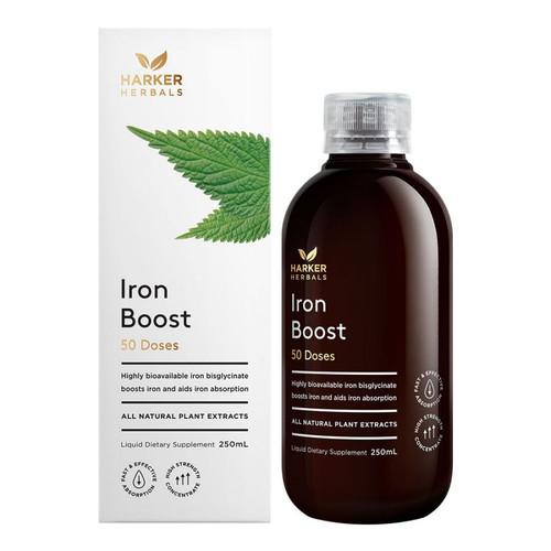 Harker Herbal Iron Boost 100ml
