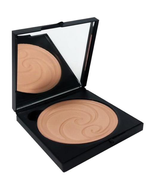 Living Natures Luminous Pressed Powder - Medium