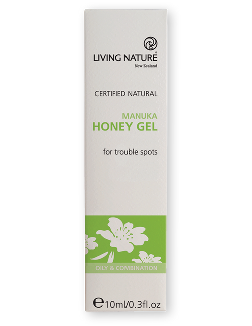 Living Nature Manuka Honey Gel (10ml)