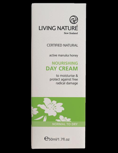 Living Nature  Nourishing Day Cream
