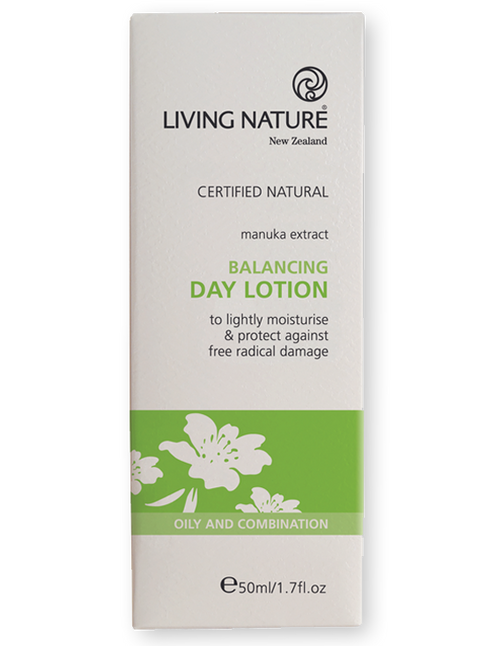 Living Nature Balancing Day Lotion