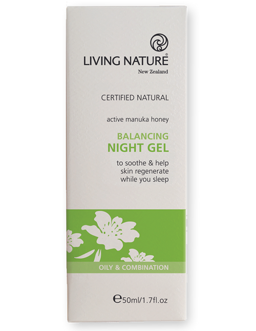 Living Nature, Balancing Night Gel