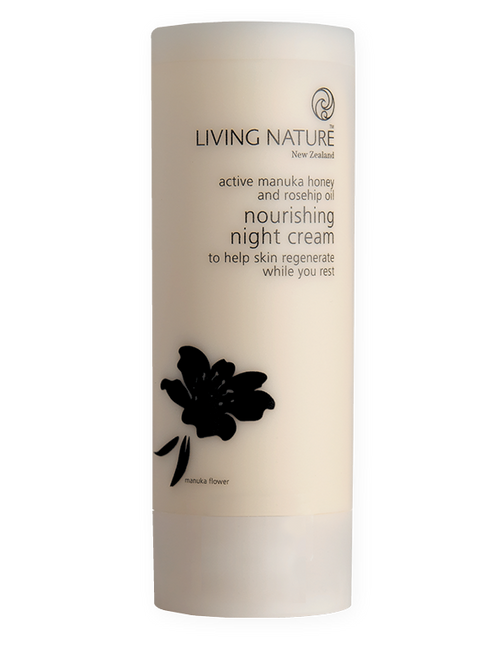 Living Nature, Nourishing Night Cream 50ml