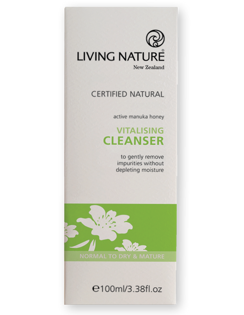 Living Nature, Vitalising Cleanser