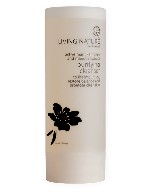 Living Nature, Purifying Cleanser - 100ml