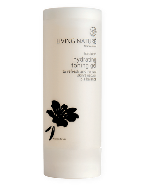 Living nature, Hydrating Toning Gel