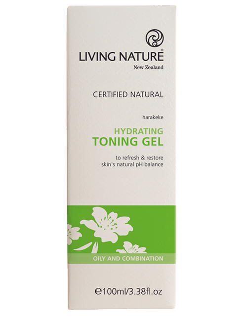 Living nature, Hydrating Toning Gel -100ml