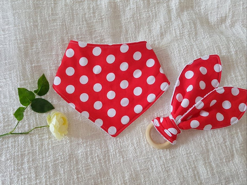 Stylish Bandana Dribble Bibs