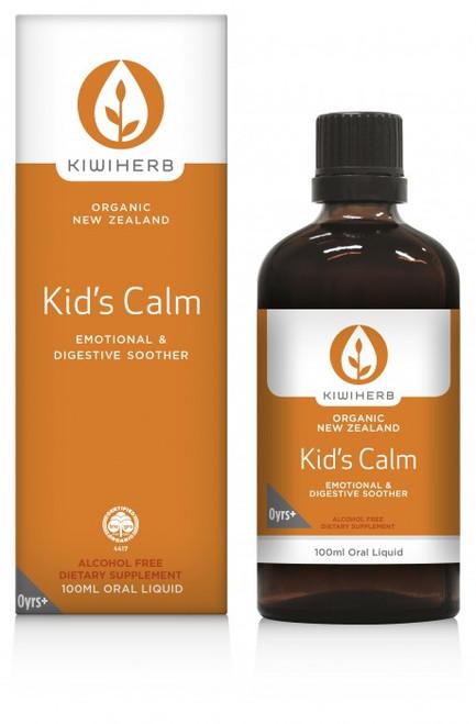 Kids Calm (Organic Chamomile)- Kiwiherb - 100ml