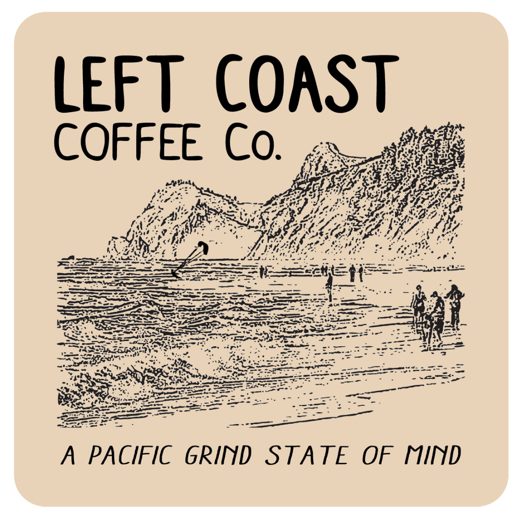 Left Coast Blend - Logo