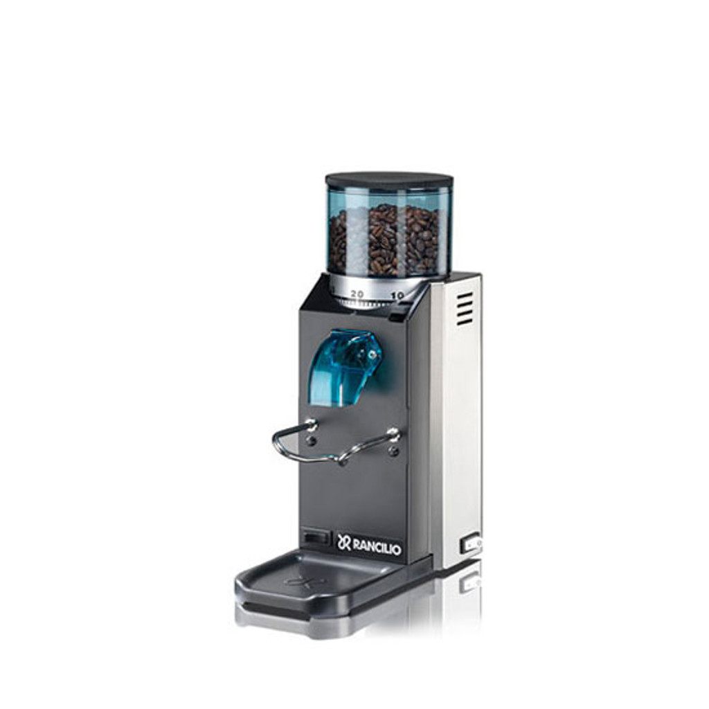 Rancilio Silvia Espresso Machine Kit (Espresso Machine, Grinder & Base) - 6
