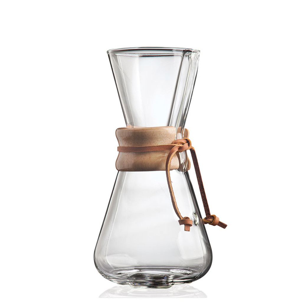 Chemex Three Cup Classic Coffeemaker