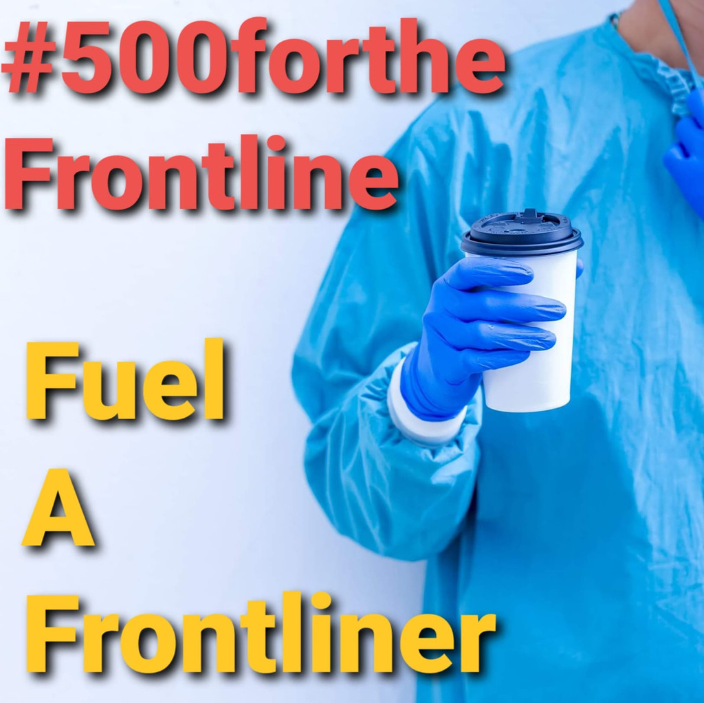 500 for the frontline