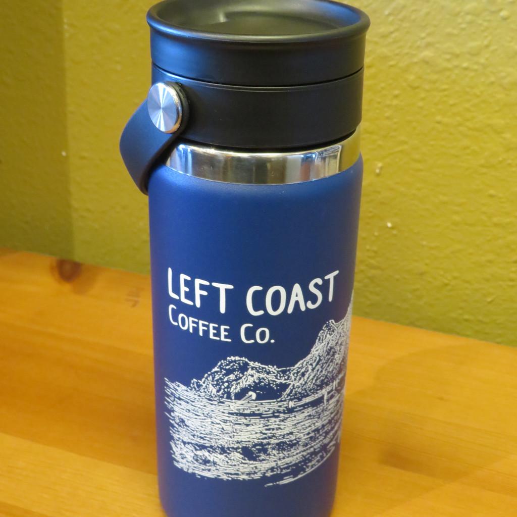 16oz Coffee with Flex Sip Lid - Cobalt