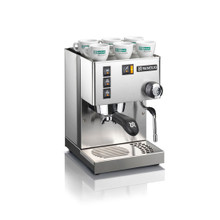 Rancilio Silvia Espresso Machine Kit (Espresso Machine, Grinder & Base) - 2