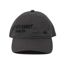 Left Coast Ball Cap - Grey