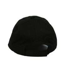 Left Coast Ball Cap - Black / Red - Back