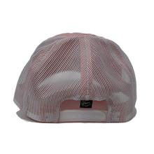 Left Coast Trucker Hat - Pink - Back