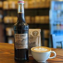 The LEFT COAST Latte Syrup