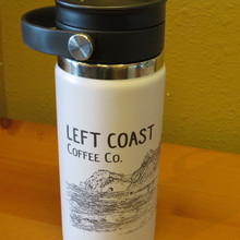 16oz Coffee with Flex Sip Lid - White