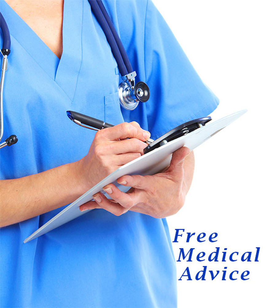 Free Medical Advice - CD Single