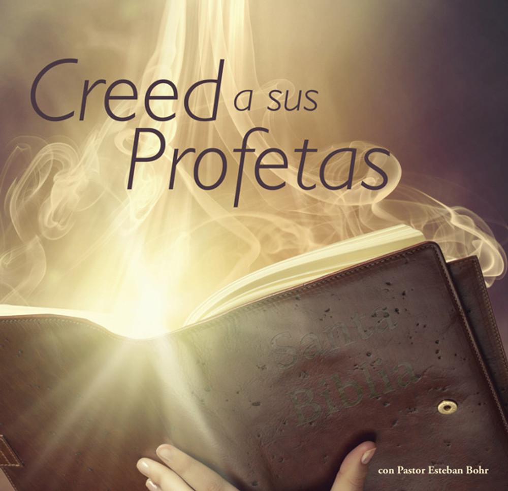 Creed A Sus Profetas - DVD CD y MP3