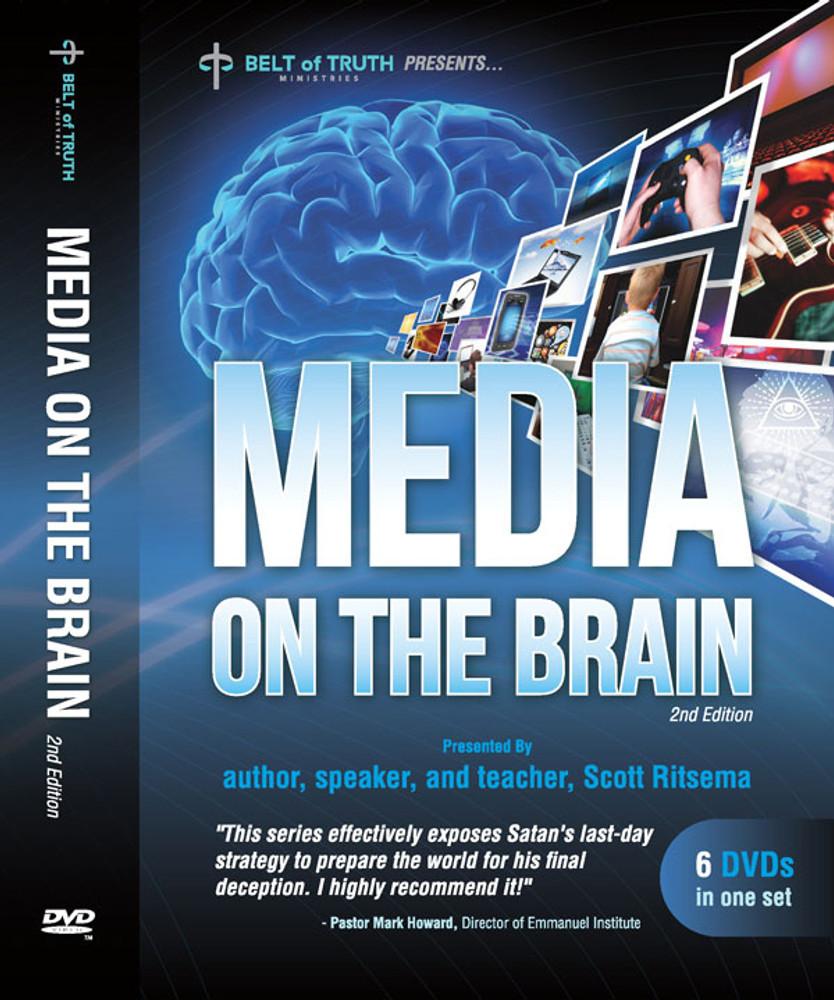 Media On The Brain - DVD Set