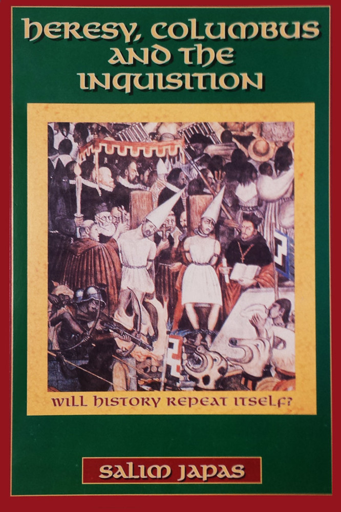 Heresy, Columbus and the Inquisition - Book