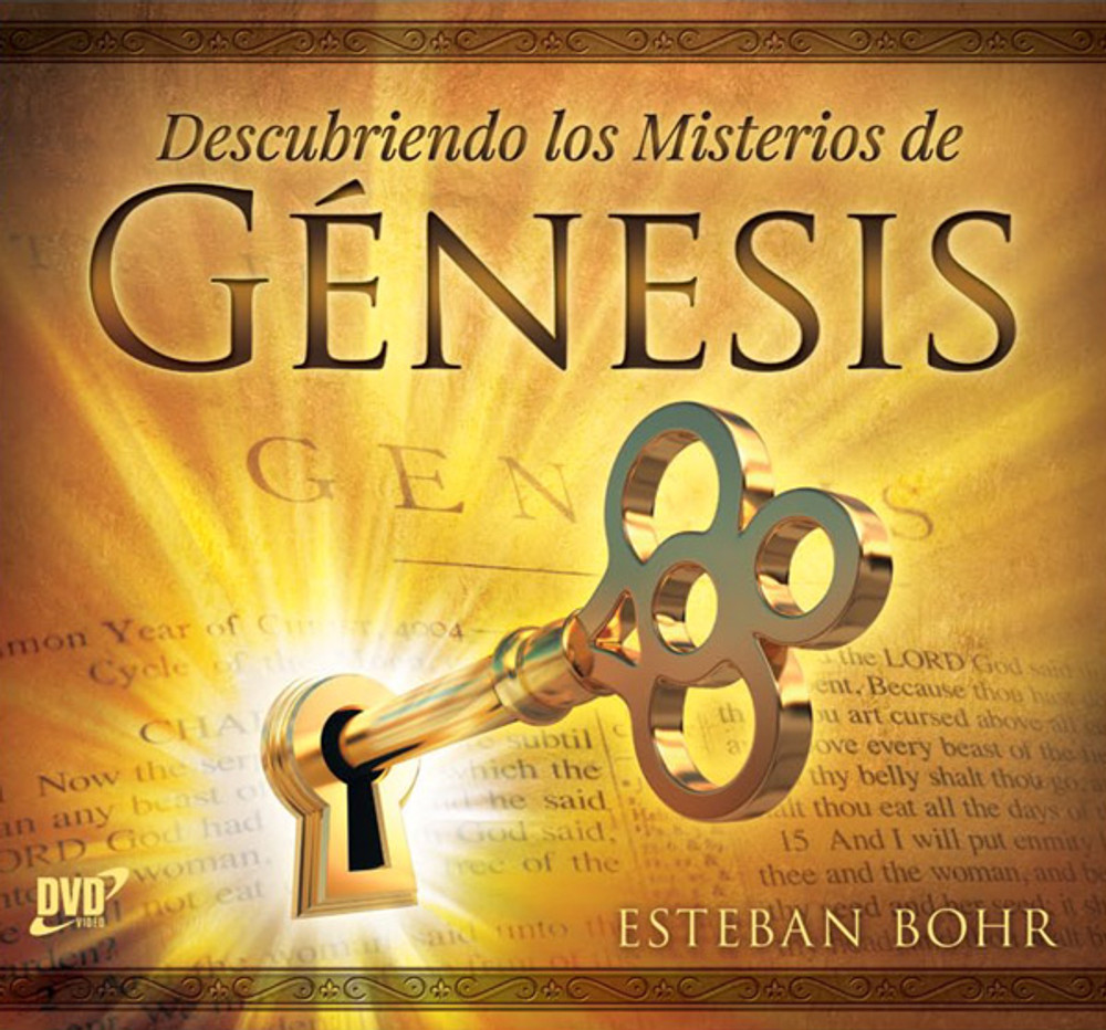 Descubriendo Los Misterios De Génesis - DVD CD y MP3