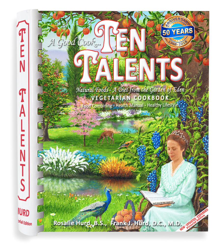 Ten Talents Vegetarian Cookbook