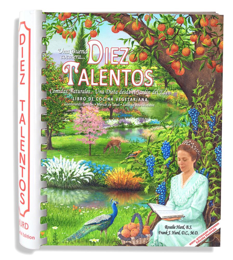 Diez Talentos - Libro de Cocina