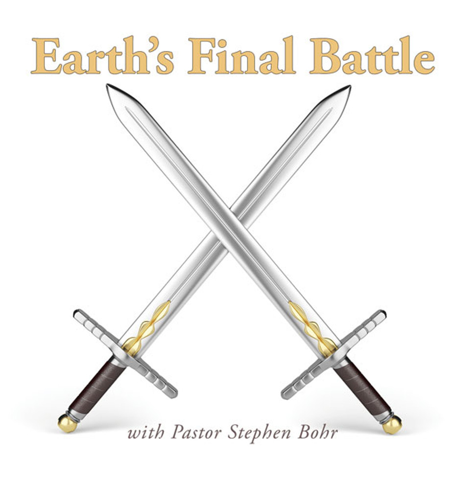 Earth's Final Battle - DVD Set